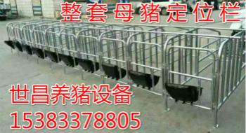 养殖设备定位栏定制厂家