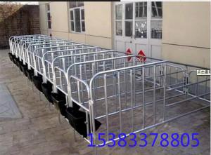 猪场设备加宽定位栏